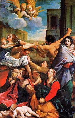 Reni Guido Murder on children Bethlehem Sun