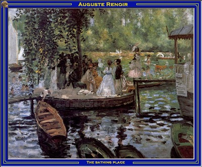 PO Vp S2 33 Renoir The bathing Place