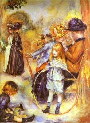 Pierre Auguste Renoir Le Jardin du Luxembourg