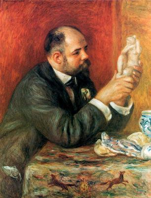 Renoir Auguste Ambroise Vollard Sun