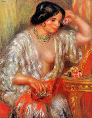 Renoir Pierre Auguste Gabrielle Sun