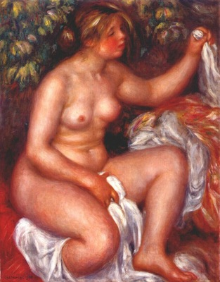 renoir after the bath