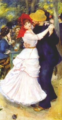 renoir dance at bougival