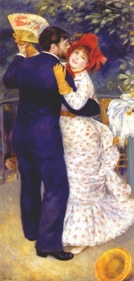 renoir dance in the country