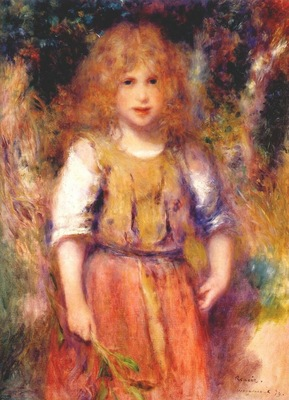 renoir gypsy girl