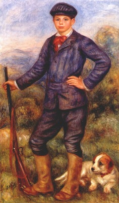 renoir jean renoir as a hunter
