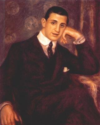 renoir portrait of henry bernstein