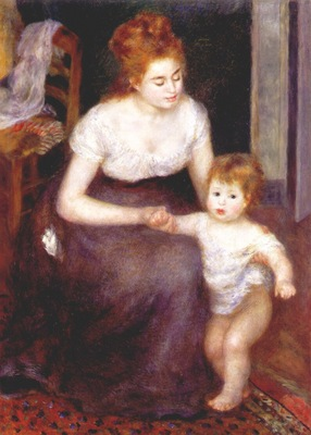 renoir the first step