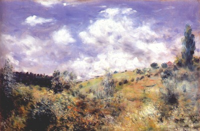 renoir the gust of wind c1872