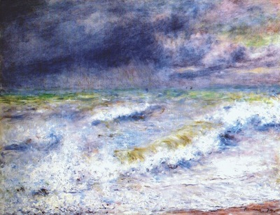 renoir the wave