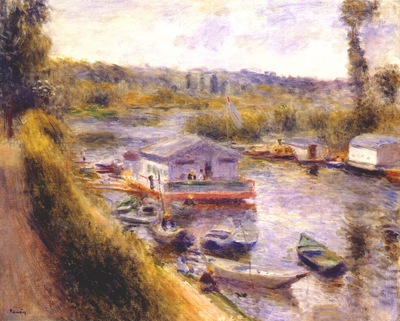 renoir washhouse at lower meudon