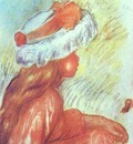 Pierre Auguste Renoir A Girl