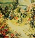 Pierre Auguste Renoir La Serre, De
