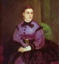 Pierre Auguste Renoir Portrait of Mademoiselle Sicot