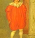 Pierre Auguste Renoir The Clown Claude Renoir