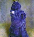 Renoir La parisienne, 1874, 160 x 106 cm,
