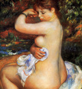 Renoir Pierre Aprs le bail Sun