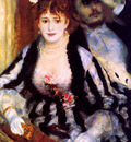 renoir pierre auguste the box sun