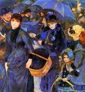 Renoir Pierre Auguste The umbrellas Sun
