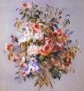 renoir a bouquet of roses