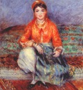 renoir algerian girl