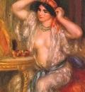 renoir gabrielle at the mirror
