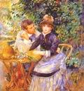 renoir in the garden