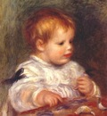 renoir jacques fray as a baby