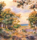 renoir landscape at beaulieu