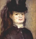 renoir madame darras as an amazon
