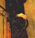 renoir man on a stair c1876