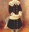 renoir marthe berard girl with blue sash
