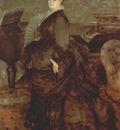 renoir portrait of a woman madame georges hartmann