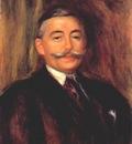 renoir portrait of maurice gangnat