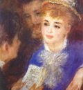 renoir reading the role