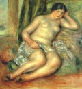 renoir sleeping odalisque 1915