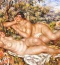 renoir the bathers 1918
