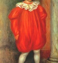 renoir the clown claude renoir