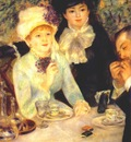 renoir the end of the lunch