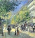 renoir the grand boulevards