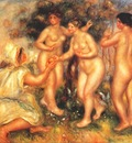 renoir the judgment of paris