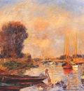 renoir the seine at argenteuil