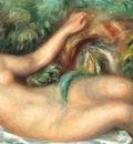 renoir the spring reclining nude 1902