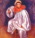 renoir the white pierrot jean renoir 1901