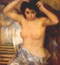 renoir torso buste de femme c1873