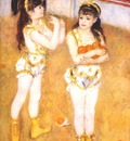 renoir two little circus girls