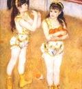 renoir two little circus girls