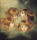 Childs portrait in different views BGG