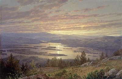 Lake Squam from Red Hill MMA