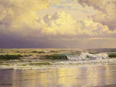 Unknown Seascape , William Trost Richards 1600x1200 ID